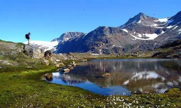 格陵蘭,純凈的童話世界 - 每日頭條