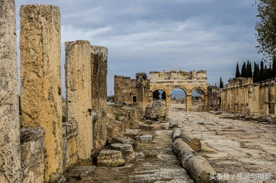 希拉波利斯古城遺址與棉花堡(土) - 每日頭條