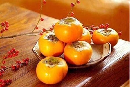 柿子和酸奶混著吃會中毒?小小柿子吃起來竟有這麼多講究! - 每日頭條