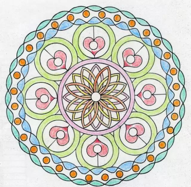 《神奇的曼陀羅 蓮花》——願信念如蓮花次第開放 - 每日頭條