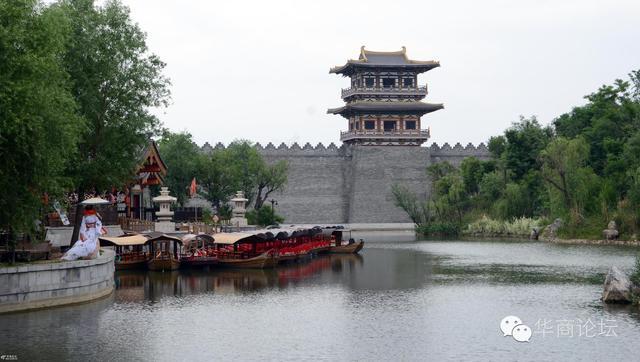 襄陽投巨資建影視基地「中國唐城」,可唐城不是應該在西安嗎? - 每日頭條