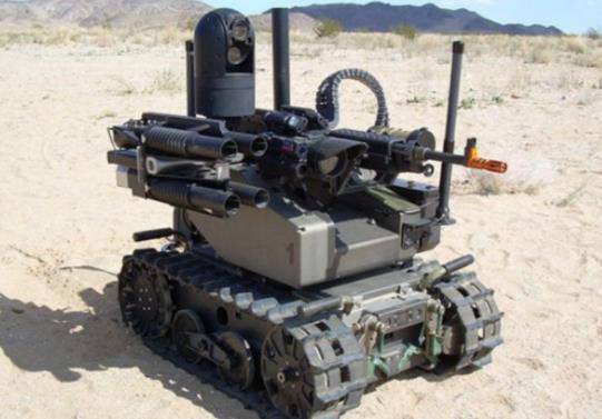 各國先進軍用機器人,未來戰場上的哨兵! - 每日頭條