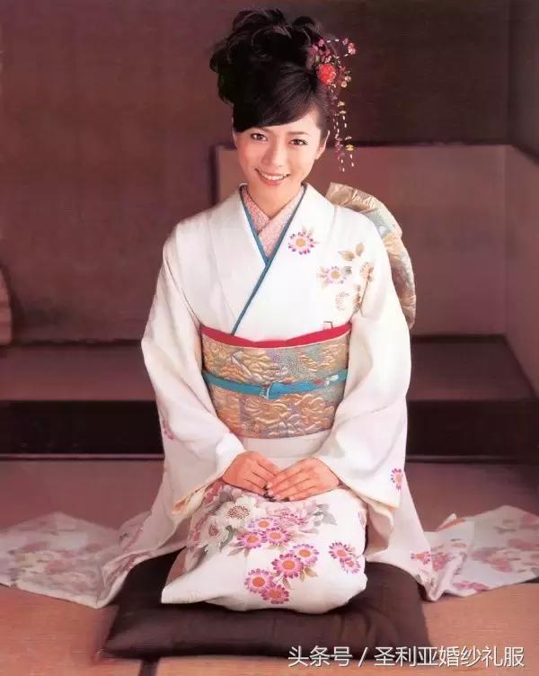 旗袍,和服,韓服,奧黛,亞洲四國傳統服飾大起底 - 每日頭條