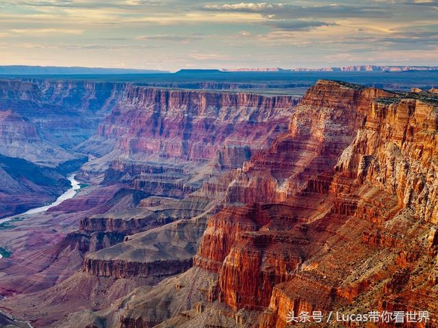 大峽谷國家公園Grand Canyon|美國國家公園系列 - 每日頭條