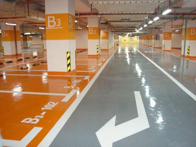 深入了解停車場地板是由什麼材料製成 - 每日頭條