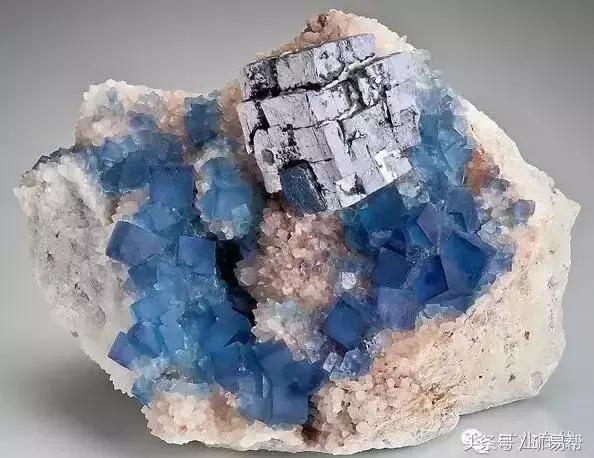 美麗礦物中的十大毒物 - 每日頭條