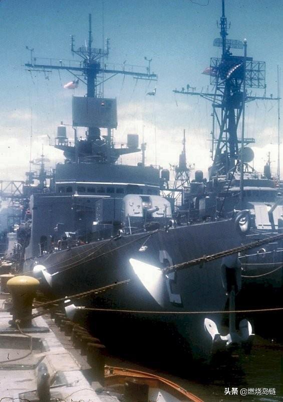 六十年代美國海軍中的明星艦——「布魯克」級護航驅逐艦/護衛艦 - 每日頭條