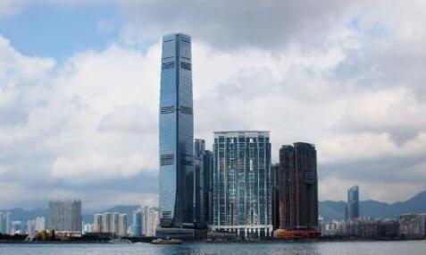 香港第一高樓,118層484米,刷新多項世界記錄 - 每日頭條