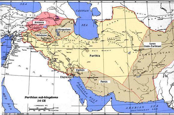 卡萊戰役:古代伊朗最輝煌的軍事勝利之一 吊打巔峰期的羅馬軍團 - 每日頭條