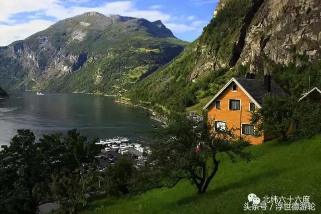 北歐最美的風景在公路上,一生至少要去一次! - 每日頭條