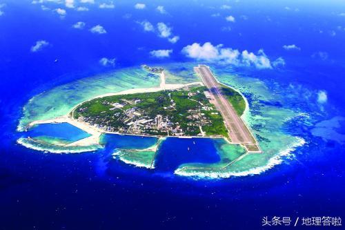 我國總面積最大、建成區最小、島嶼最多、人口最小的城市 - 每日頭條