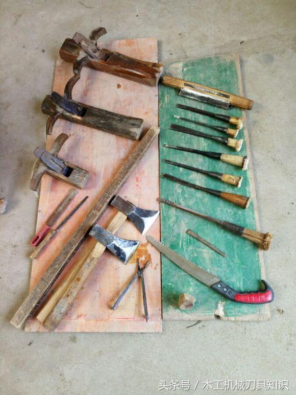 老木匠,曬工具都來猜猜看是做什麼的工具呢? - 每日頭條