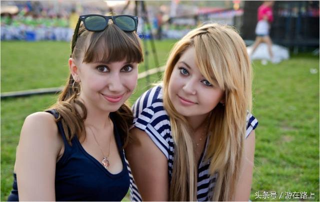 這是最多俄羅斯美女的中國城市 她們既討生活又旅遊 - 每日頭條