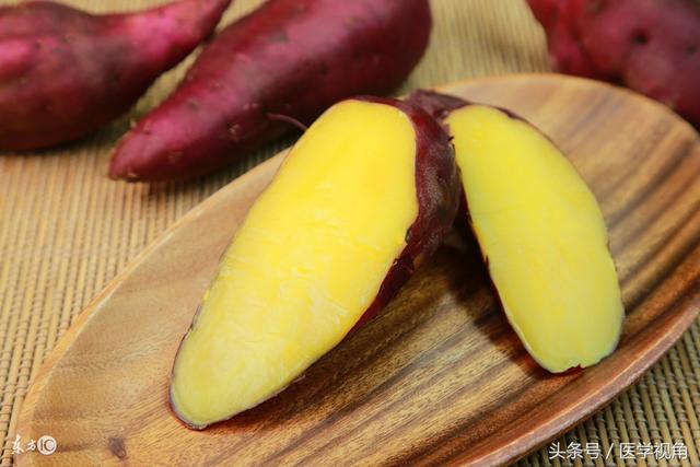 您知道紅薯不能和什麼一起吃嗎? - 每日頭條