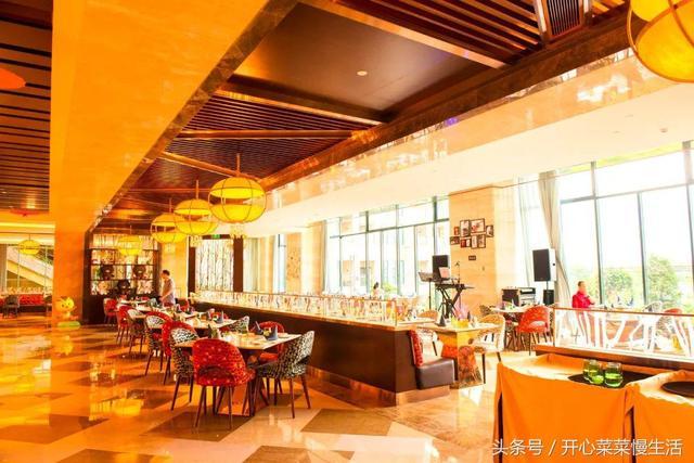 白水寨嘉華溫泉酒店:饕餮盛宴享受度假奢華 - 每日頭條
