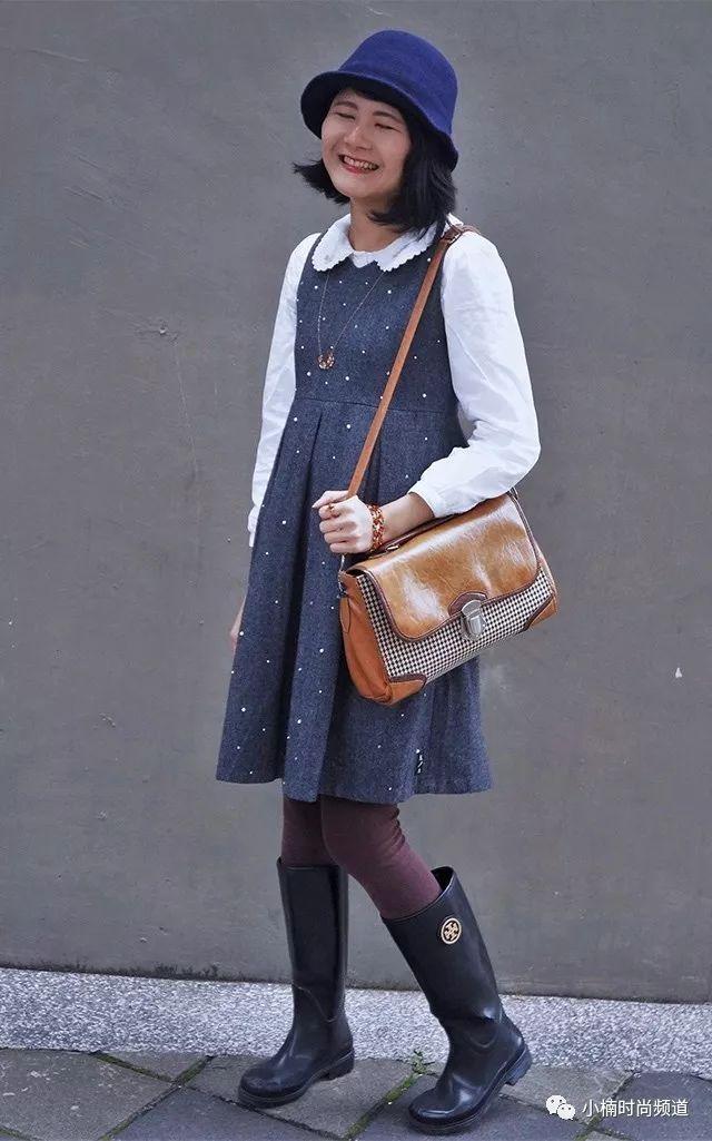 迎接雨季!女孩們的三款雨鞋風格,在多雨的城市是該考慮一下了 - 每日頭條
