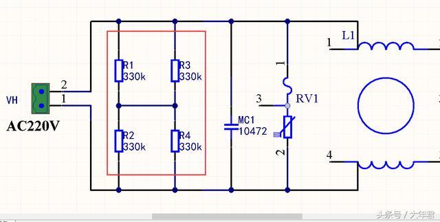 放電電阻要串聯兩個貼片電阻,有什麼作用,一個可不可以? - 每日頭條