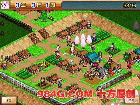 開羅遊戲《合戰忍者村物語》:二周目以上仍耐玩|984G鑑定室 - 每日頭條