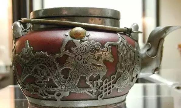 冰壺秋月。盤點博物館收藏的那些頂級紫砂壺 - 每日頭條