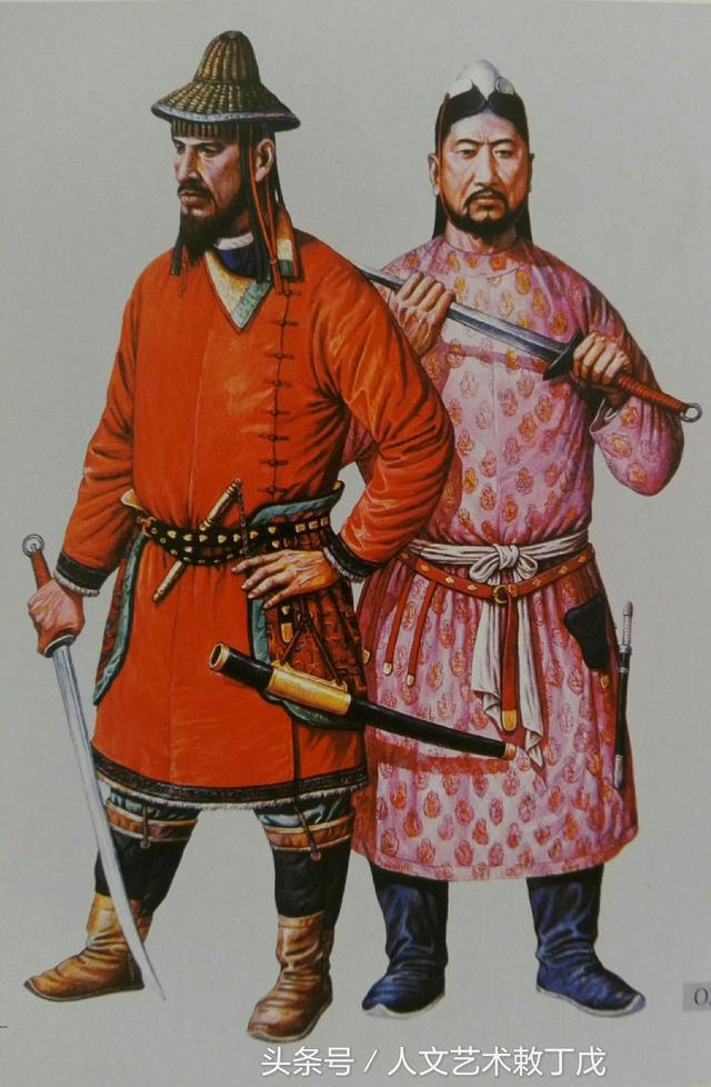 中國古代服飾研究精華輯錄(二) - 每日頭條