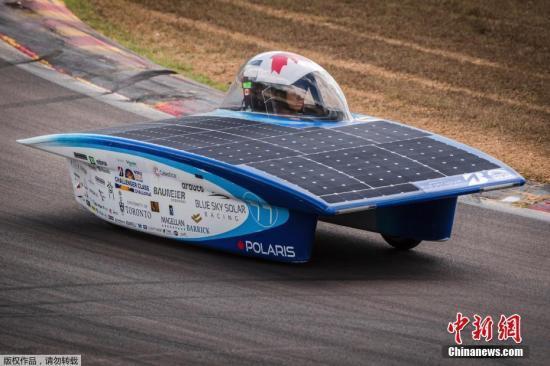 世界太陽能車挑戰賽 荷蘭隊用時37小時七度奪冠 - 每日頭條
