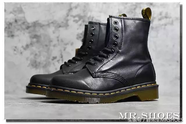 Dr. Martens馬丁大夫 德國時尚潮靴品牌,世界最舒適的靴子 - 每日頭條