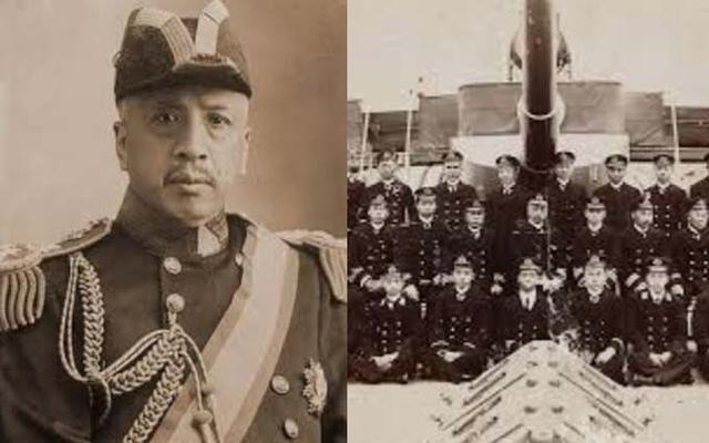 弱國的尊嚴,百年前的這艘中國軍艦竟全副武裝的開進了沙俄遠東港口海參崴! - 每日頭條