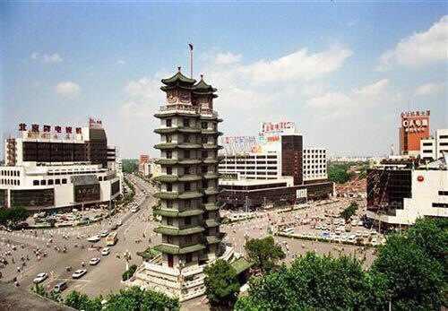 鄭州商業的變遷之二七百年德化步行街 - 每日頭條