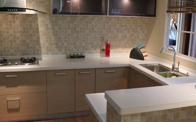 kitchen countertops quartz sink water filter 厨房台面用石英石还是人造石 我家差点就选错了 每日头条 装修进入到厨房台面的阶段了 台面是选择石英石还是人造石好呢 相信这个问题也会困扰着不少的业主朋友 我们下面就来详细的了解了解两种材质之间的区别 相信后面的