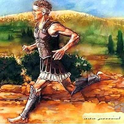 浪人說歷史:你知道馬拉松長跑的由來嗎? - 每日頭條