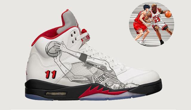 流川楓簽約Jordan Brand了!坐等新鞋發售 - 每日頭條
