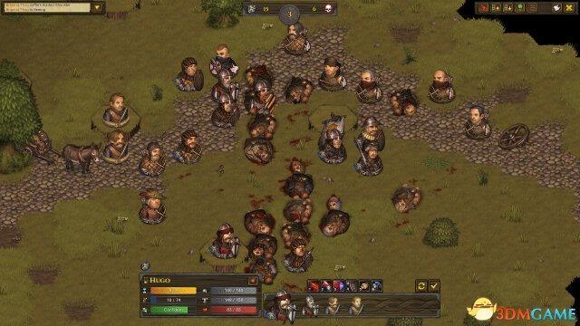 烏合之眾的崛起之路 策略戰棋遊戲《戰場兄弟》發售 - 每日頭條