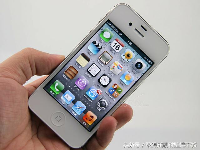 蘋果手機發展史:每一次都在改變世界 - 每日頭條