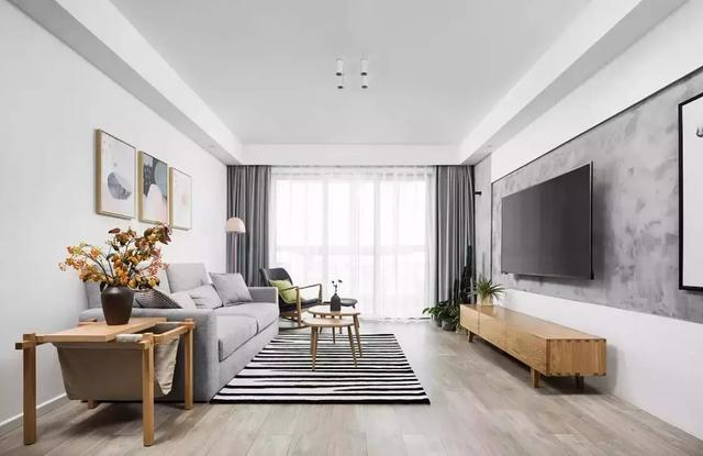 客廳刷什麼顏色。怎麼搭配更好看? - 每日頭條