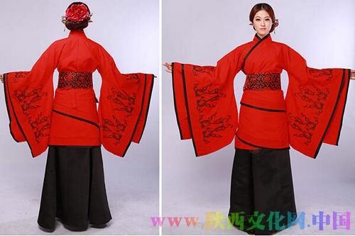 中國主要朝代服飾大觀 - 每日頭條
