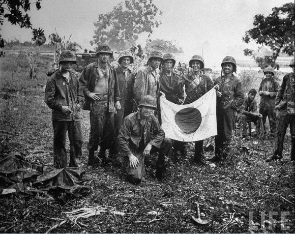 惡有惡報!盤點二戰中日軍被美軍全殲的八次戰役,實在大快人心 - 每日頭條