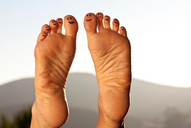 腳氣容易復發。你是不是亂用藥了? - 每日頭條