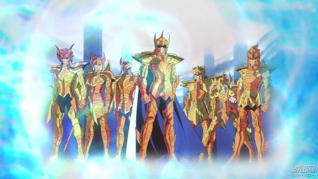 海鬥士七將軍實力真的能和黃金聖鬥士相比嗎? - 每日頭條