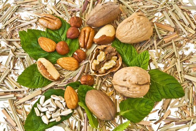 痛風患者可以吃堅果嗎?吃的時候應該注意什麼 - 每日頭條