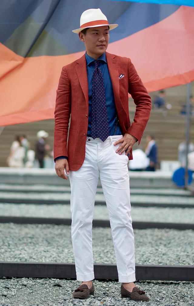 型男必備 穿西裝必帶的領帶。怎樣選? - 每日頭條