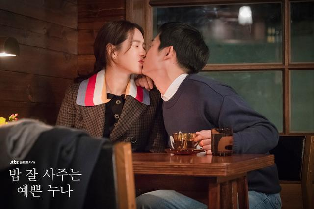 經常請吃飯的漂亮姐姐:尹珍雅是靠什麼吸引到徐俊熙的? - 每日頭條