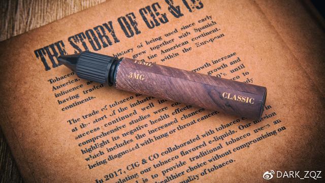 「懷舊經典」CIG&CO菸草系列煙油評測 - 每日頭條