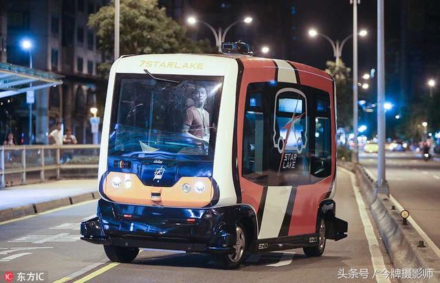 無人公交在臺灣上路測試 公交司機會像售票員那樣消失嗎? - 每日頭條