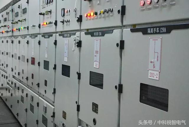 10kV配電室電氣設備維護方案 - 每日頭條
