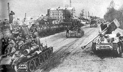 哈爾科夫反擊戰——東線德軍走向覆滅前的最後勝利 - 每日頭條