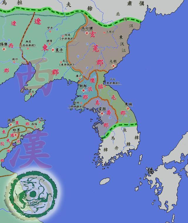 細數中國與朝鮮半島的歷史關係 - 每日頭條