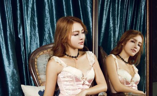 金髮性感韓國美女寫真 - 每日頭條