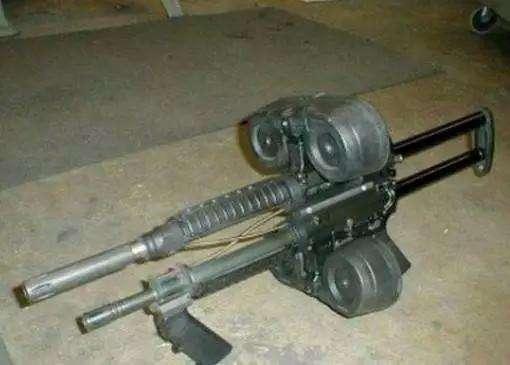 幾種很特別的槍械,雙管霰彈槍殺傷範圍大,鑰匙手槍隱蔽性好 - 每日頭條