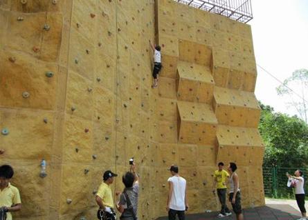 攀巖可以鍛鍊幼兒哪些能力 小孩攀巖的好處有哪些 - 每日頭條