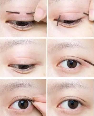 各種眼型怎麼選合適的雙眼皮貼?怎麼貼才隱形? - 每日頭條